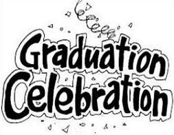 Graduation celebration clipart png library stock Free Graduation Party Clipart png library stock