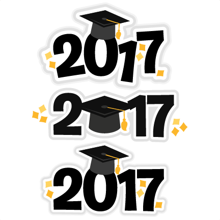 Graduation clipart 2017 clip art transparent download 2017 Graduation Clipart (94+ images in Collection) Page 3 clip art transparent download