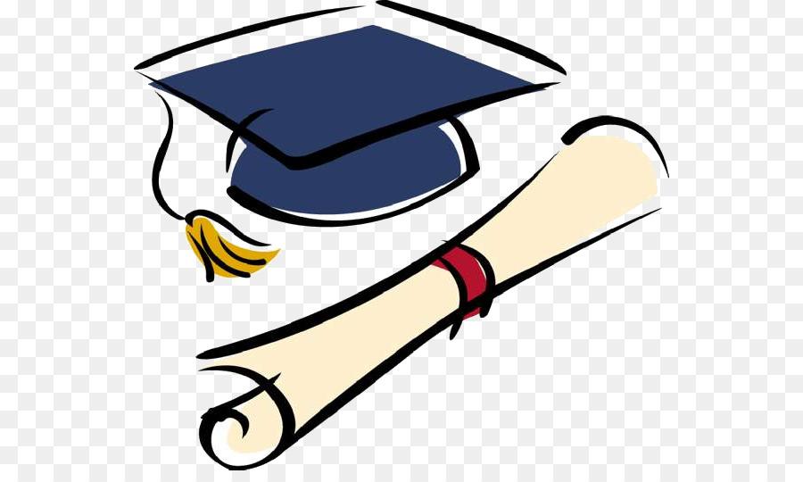 Graduation graphics clipart jpg free Graduation Cartoon clipart - Line, Product, Graphics, transparent ... jpg free
