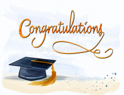 Picture #848394 - graduating clipart congratulation graduate   يونيك ... graphic free stock