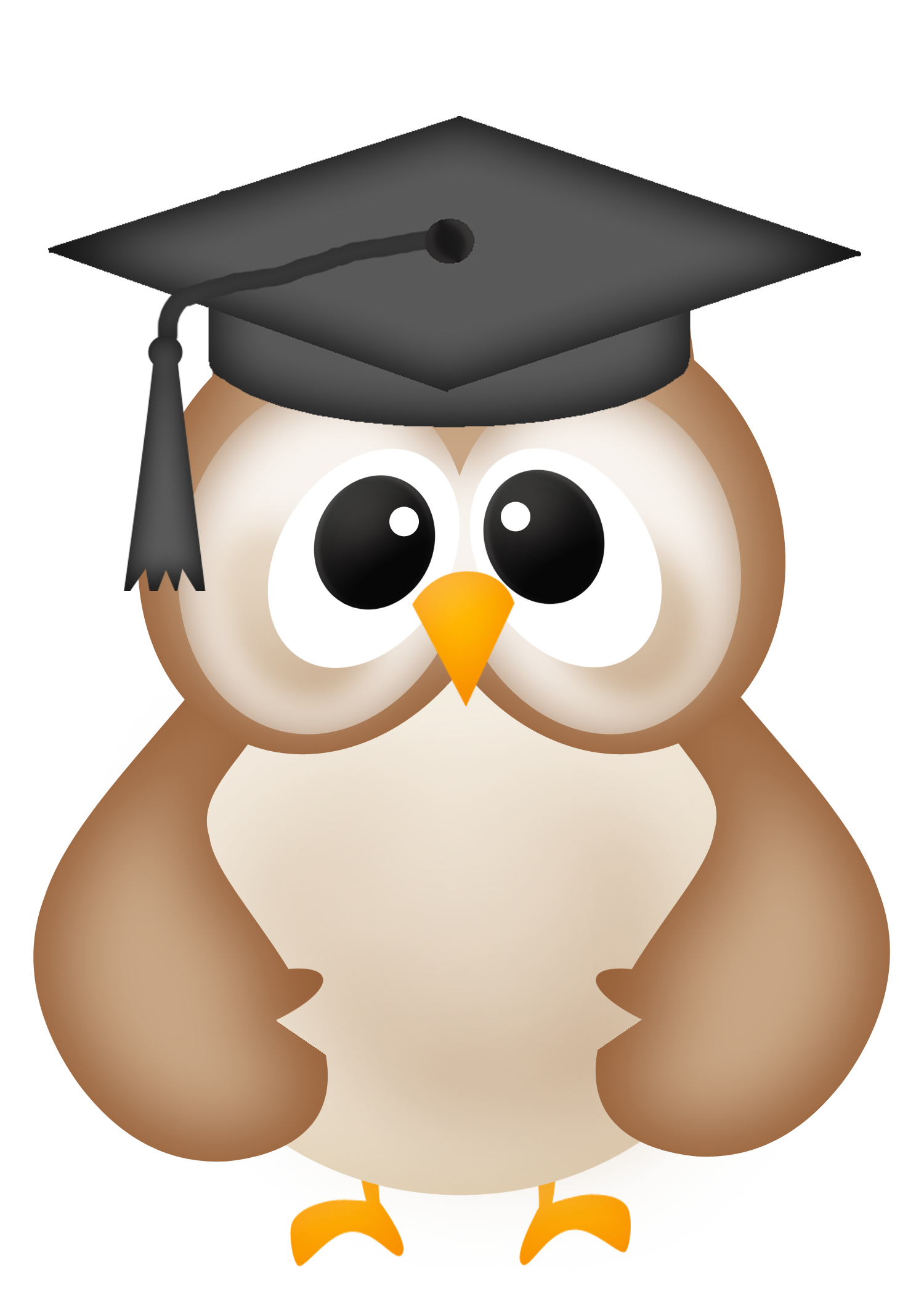 Snowflake owl clipart free library Owl Graduation Clipart Clipart Panda Free Clipart Images   OWL ART ... free library