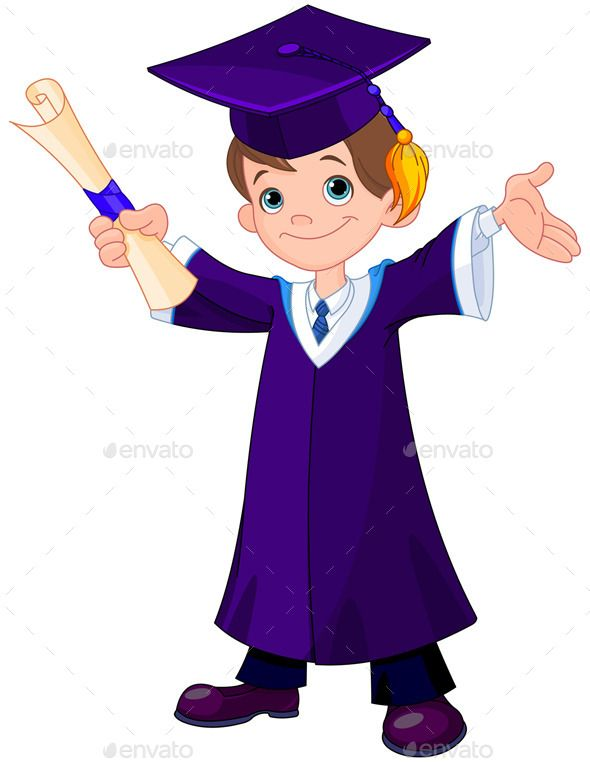 Graduation information enclosed clipart jpg library Boy Graduates | Graduation | Graduation, Graduation cards, School ... jpg library