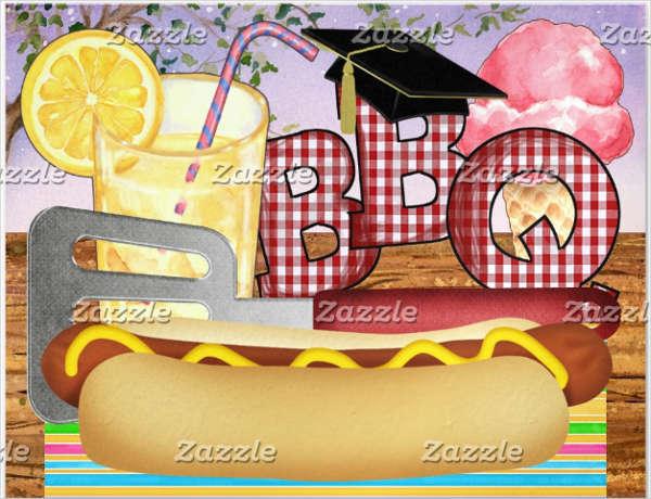 Graduation party invitation clipart black and white stock 48+ Sample Graduation Invitation Designs & Templates - PSD, AI, Word ... black and white stock