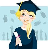 Graduation picture clipart clipart royalty free Graduation Clip Art Free Printable | Clipart Panda - Free Clipart Images clipart royalty free