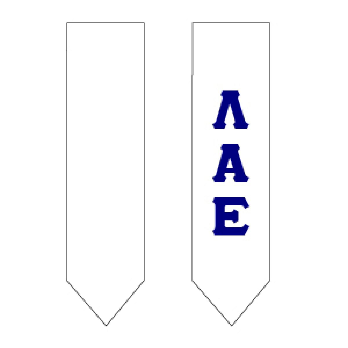 Graduation sash clipart svg black and white download Lambda Alpha Epsilon Graduation Stole svg black and white download