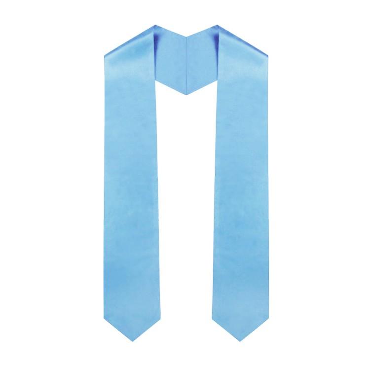 Graduation sash clipart svg transparent stock Light Blue Stole svg transparent stock