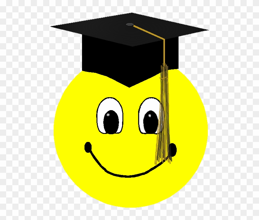 Smiley face graduation clipart png freeuse Clip Free Graduation Smiley - Graduation Smiley Face Clip Art, HD ... png freeuse