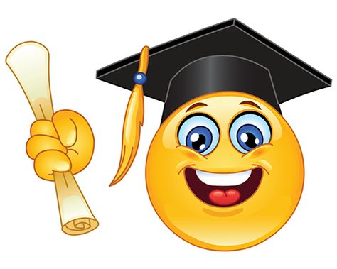Graduation smiley face clipart jpg transparent stock Pinterest jpg transparent stock