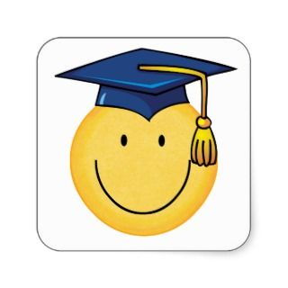 Graduation smiley face clipart banner black and white Graduation Clipart | Free download best Graduation Clipart on ... banner black and white