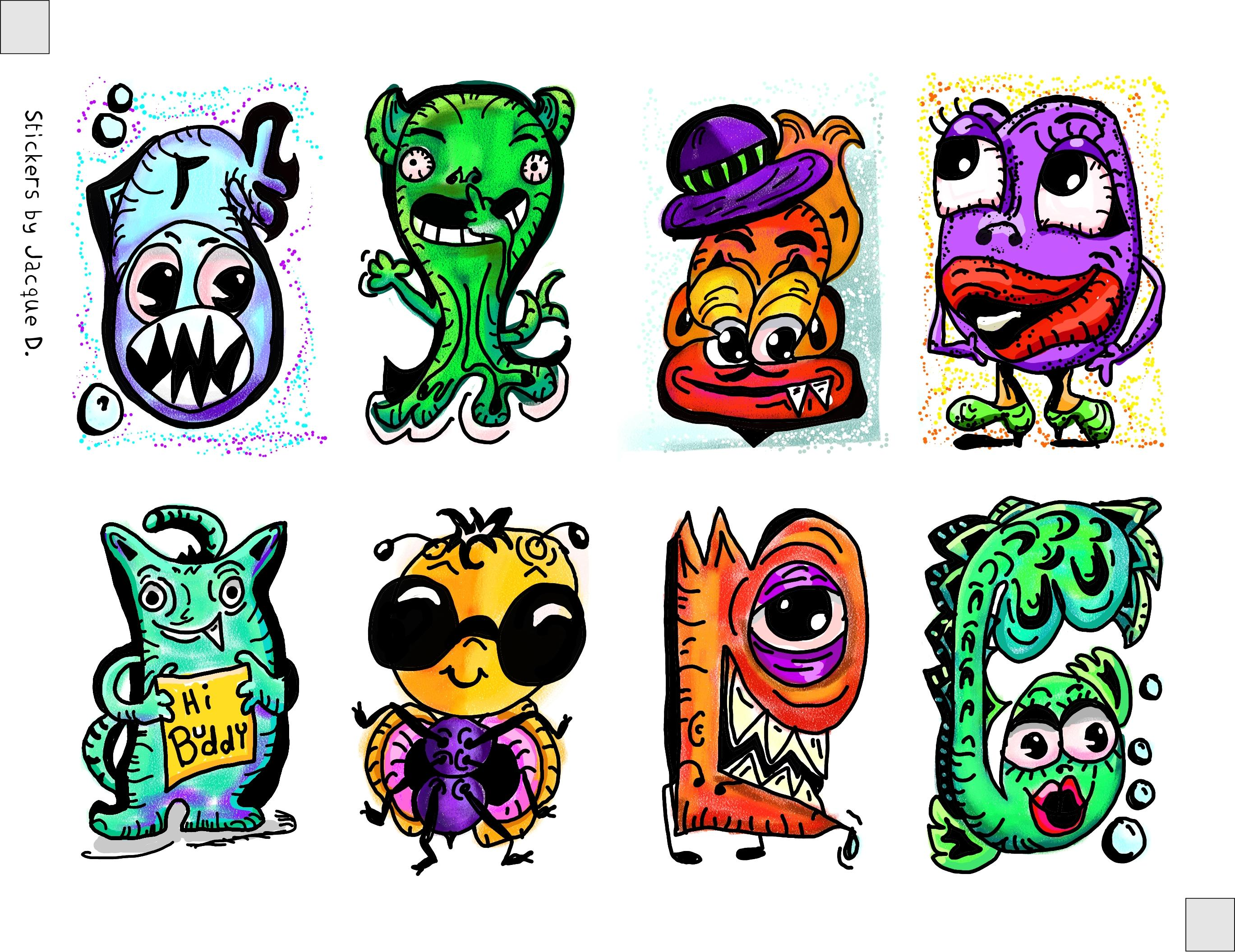 Graffiti characters clipart png free stock Free Graffiti Characters, Download Free Clip Art, Free Clip Art on ... png free stock
