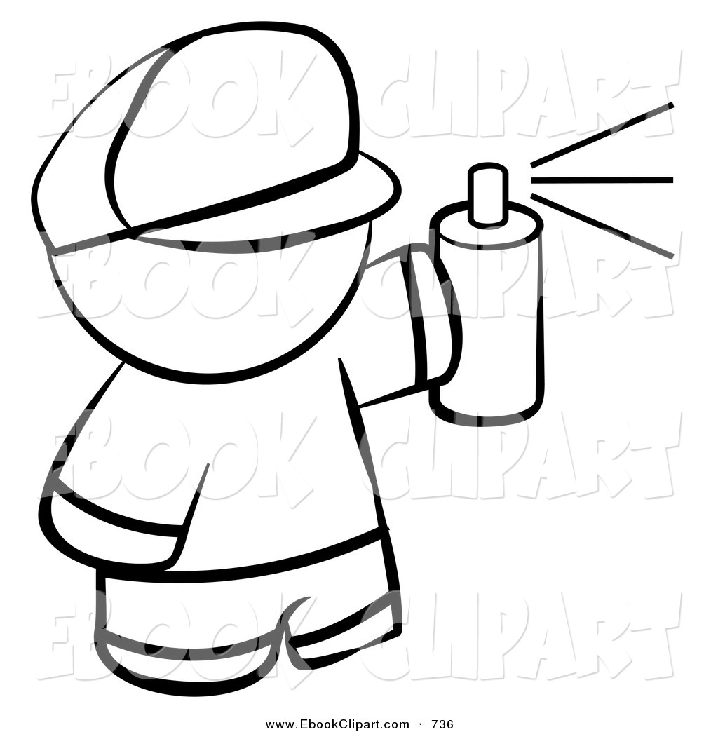Graffiti characters clipart jpg transparent Graffiti Characters Spray Can Clipart | Free download best Graffiti ... jpg transparent