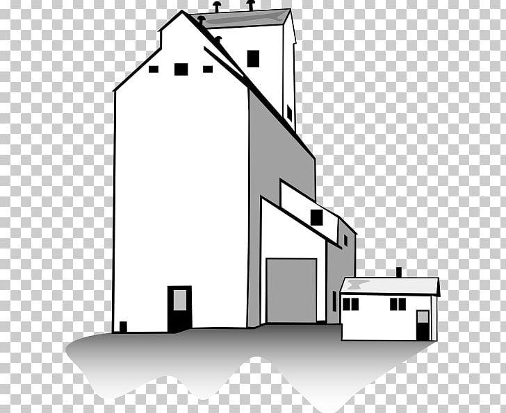 Grain bin clipart picture freeuse stock Silo Grain Elevator PNG, Clipart, Angle, Architecture, Area, Barn ... picture freeuse stock