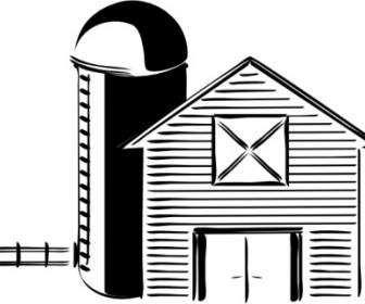 Grain bin clipart graphic royalty free download Grain Elevator Cliparts | Free download best Grain Elevator Cliparts ... graphic royalty free download