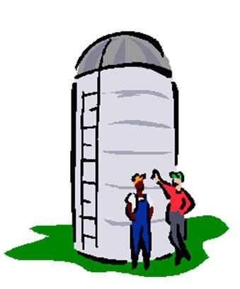 Grain bin clipart vector free Free Grain Elevator Cliparts, Download Free Clip Art, Free Clip Art ... vector free