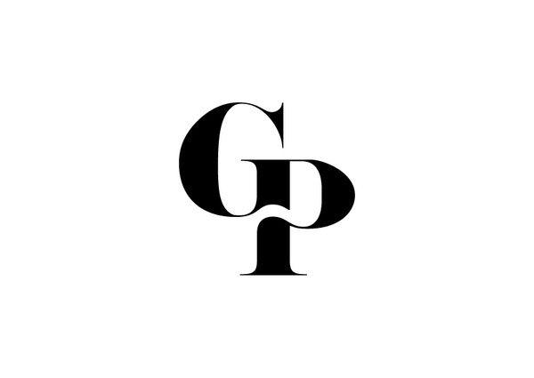 Grameenphone logo clipart jpg free Logo / monogram / G P | + DESIGN + | Typographic logo, Typography ... jpg free