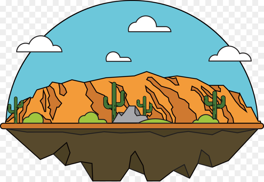 Canyon clipart svg library library Park Cartoon png download - 1721*1181 - Free Transparent Grand ... svg library library
