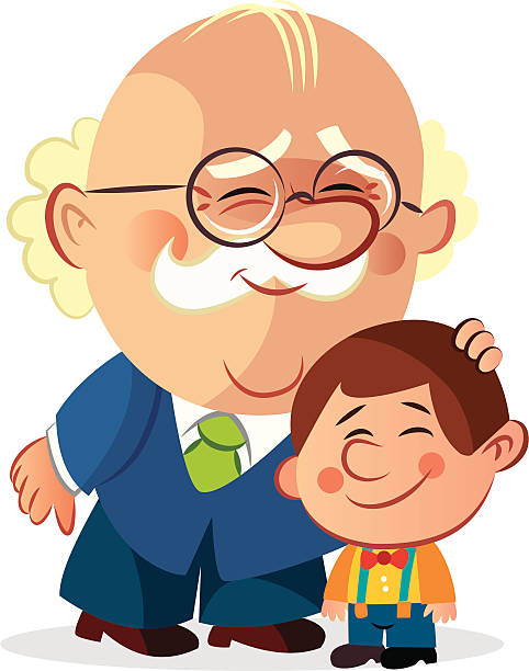 Grandfather clipart 1 » Clipart Station freeuse stock