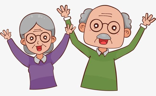 Grandma and grandpa clipart clipart free stock Grandma grandpa clipart 3 » Clipart Portal clipart free stock