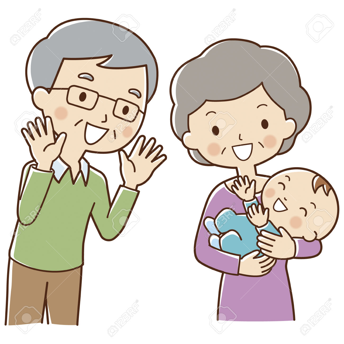 Grandma and grandpa clipart graphic royalty free stock Grandma And Grandpa Clipart | Free download best Grandma And Grandpa ... graphic royalty free stock