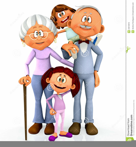 Grandparents with grandchildren clipart free download Free Clipart Grandparents With Grandchildren | Free Images at Clker ... free download