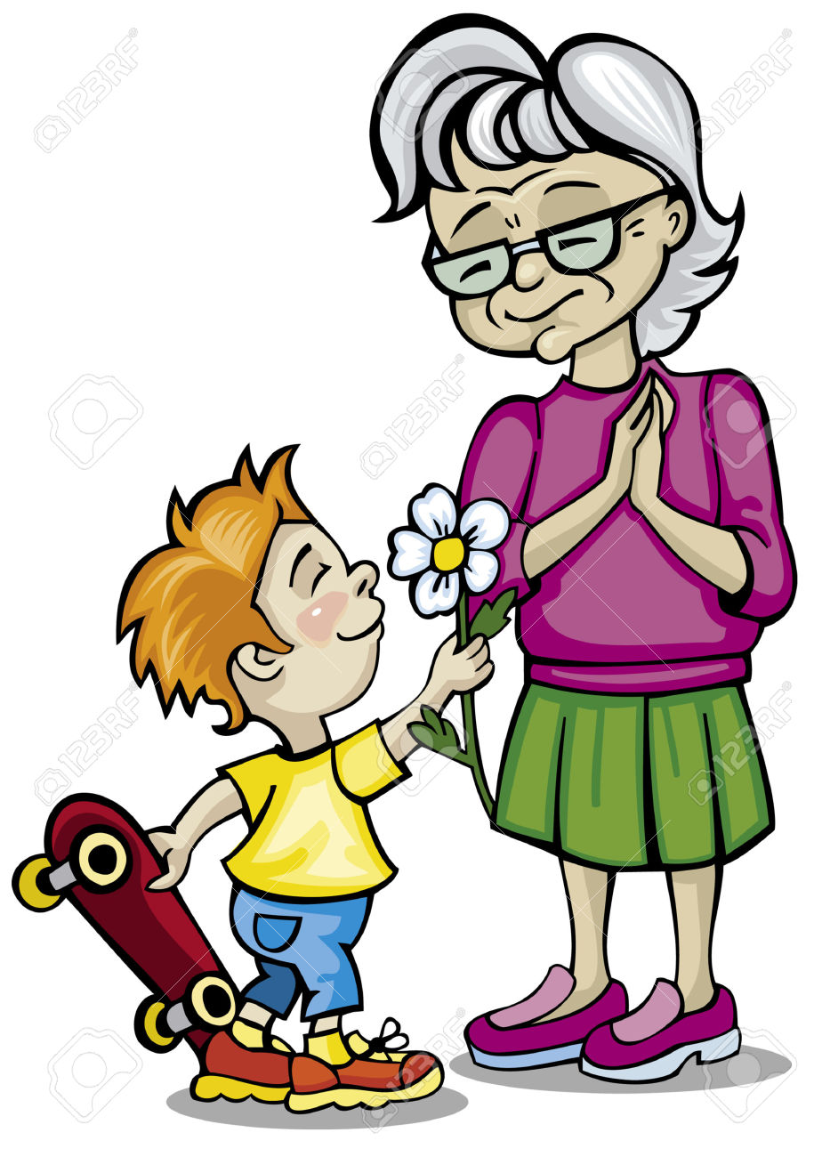 Grandsons clipart png library Grandma And Grandson Clipart | Clipart Panda - Free Clipart Images png library