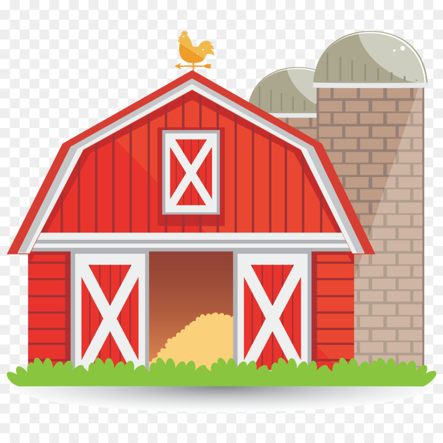 Granja clipart clip royalty free library Building Cartoon clipart - Building, Product, Business, transparent ... clip royalty free library