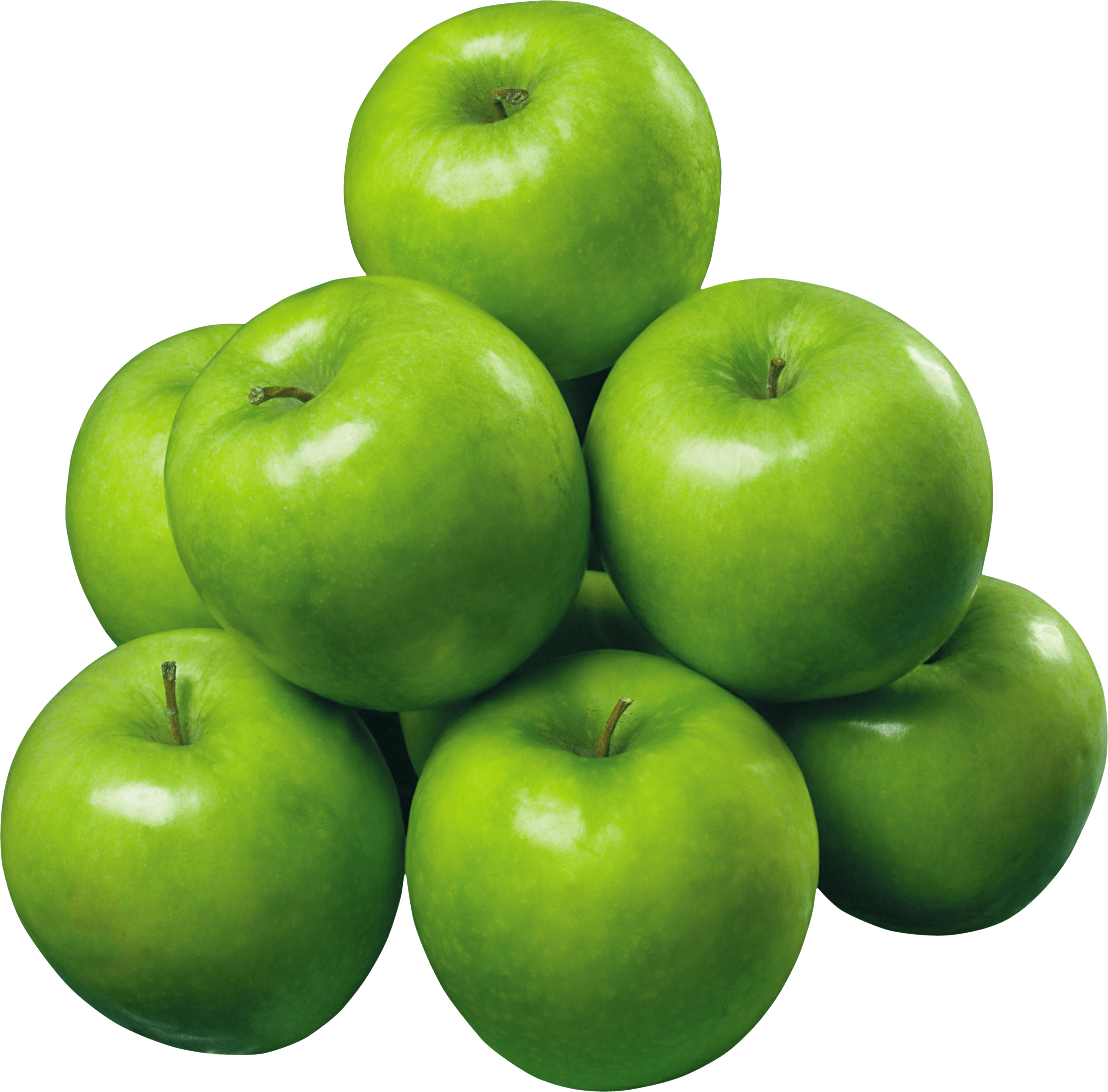 Green apple clipart green background svg freeuse download 20 Green Apples Png Image svg freeuse download