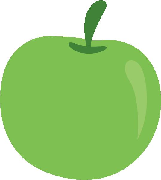 Granny smith apple tree clipart clip art black and white Granny Smith Manzana verde Apple Clip art - Apple pattern 538*602 ... clip art black and white
