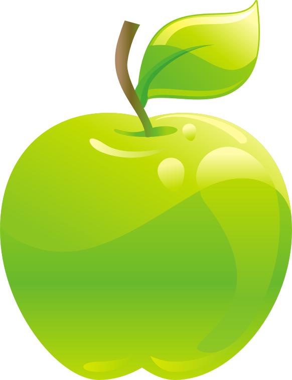 Granny smith apple tree clipart free Granny Smith Apple Clip art - Big Apple children 582*758 transprent ... free