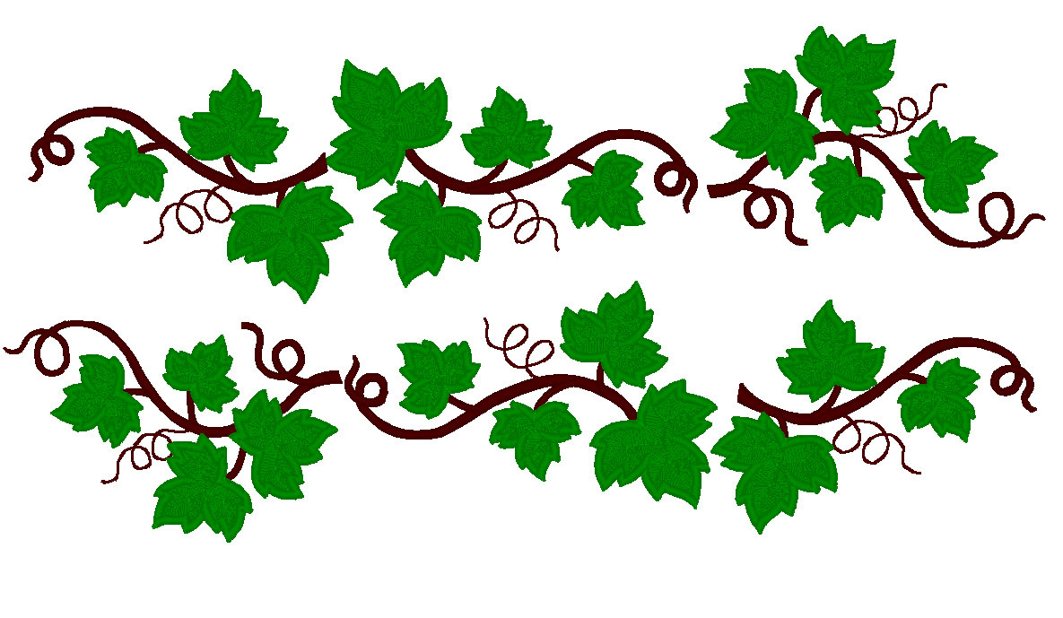 Free Grape Leaf Cliparts, Download Free Clip Art, Free Clip Art on ... clip black and white download