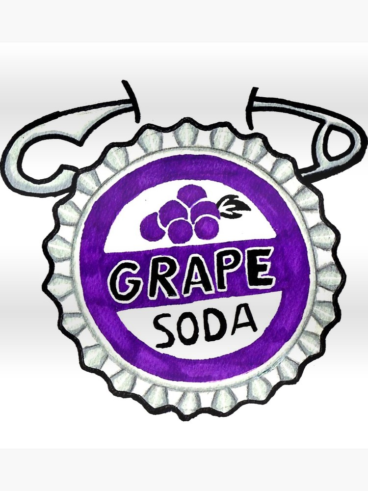Grape soda pin clipart svg black and white up grape soda pin 2 | Poster svg black and white