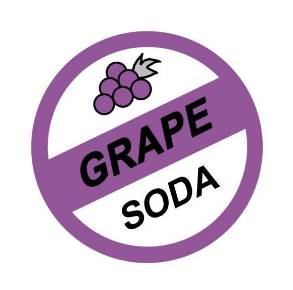 Grape soda pin clipart black and white library UP grape soda pin tutorial | Weddings, Events & Birthdays | Grape ... black and white library
