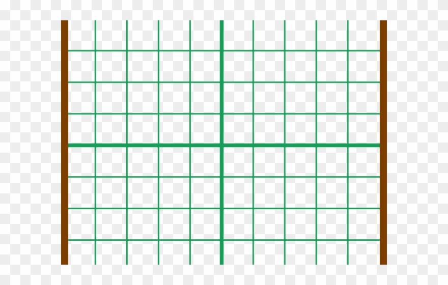 Graph paper clipart image free library Graph Paper Clipart - Graph Two Lines Whose Solution Is 1 4 - Png ... image free library