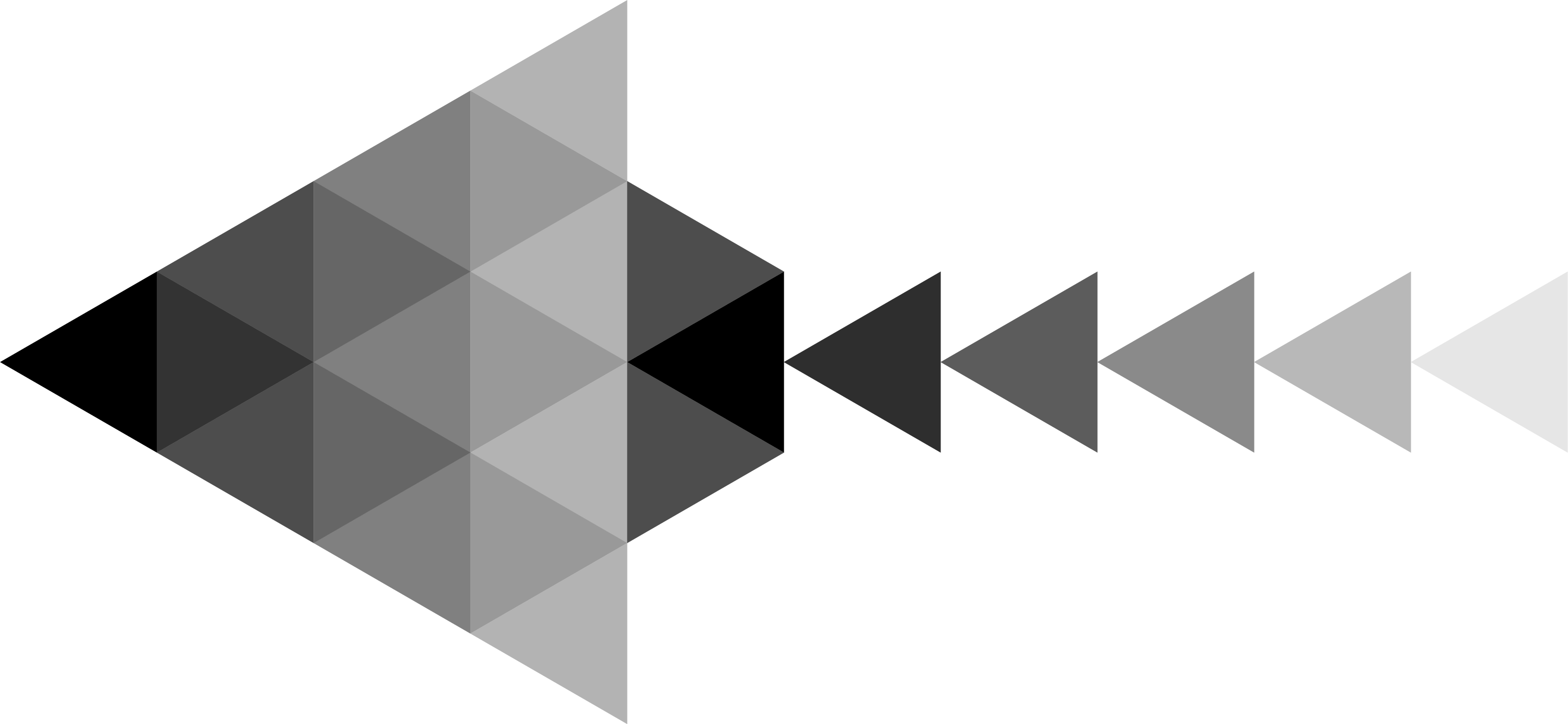 Graphic arrow graphic transparent stock Grey Arrow Black and white - Gray simple splicing arrows 3001*1386 ... graphic transparent stock