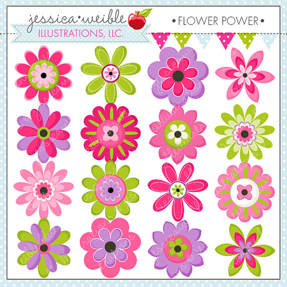 Graphic art flower banner royalty free download Graphic flower clip art - ClipartFest banner royalty free download