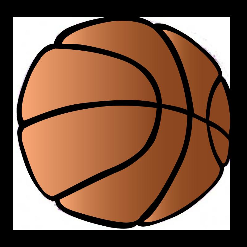 Graphic basketball clipart clip transparent Basketball Clipart Transparent Background - Hanslodge Cliparts clip transparent