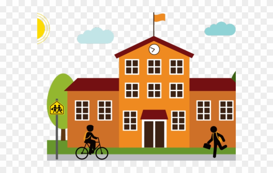 Graphic clipart images banner freeuse School House Graphics - School House Graphic Clipart (#3246811 ... banner freeuse