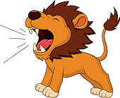 Graphic clipart lion angry clip art free stock Lion Clip Art Illustrations. 18,005 lion clipart EPS vector ... clip art free stock