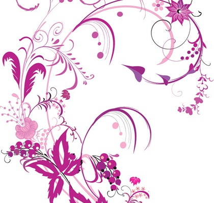 Graphic floral images clipart free download Free graphic flowers - ClipartFest clipart free download