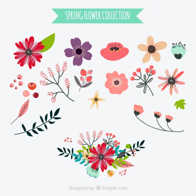 Graphic flower pictures png library stock Flower Vectors, Photos and PSD files | Free Download png library stock