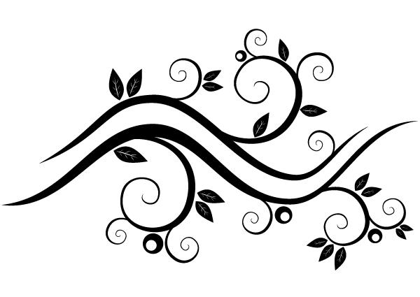 Graphic flower vector clip 4000+ Decorative Floral Vectors | Download Free Vector Art ... clip