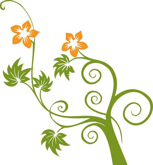 Graphic flower vector clip free Graphic flower vector - ClipartFest clip free