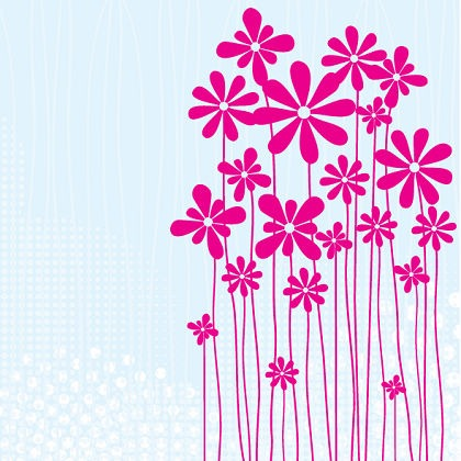 Graphic flowers free banner library library Free Premium Cliparts - ClipartFest banner library library