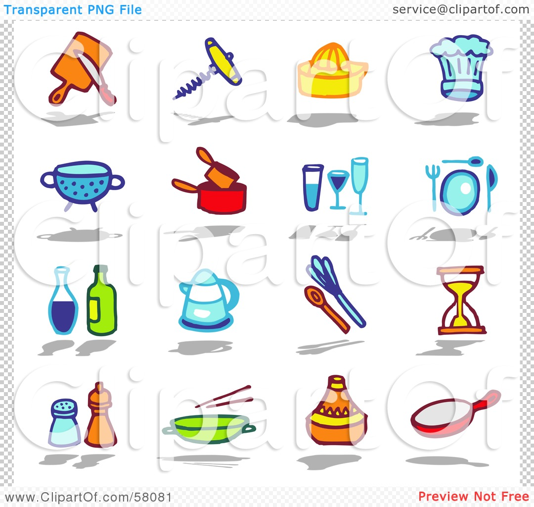 Graphic of tools clipart image library download Kitchen Clip Art Tools – Clipart Free Download image library download
