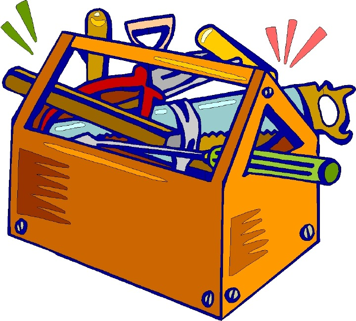 Graphic of tools clipart free library Toolbox Clipart   Free Download Clip Art   Free Clip Art   on ... free library