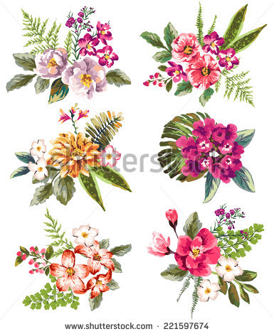 Graphic pictures of flowers picture library SalomeNJ's Portfolio on Shutterstock picture library