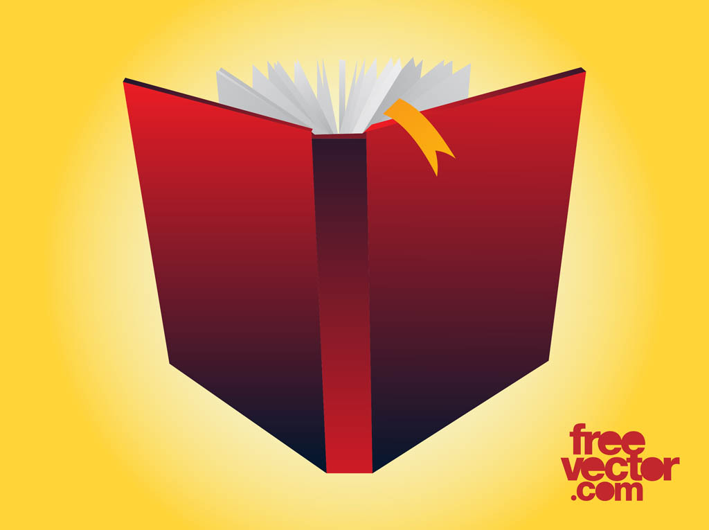 Graphics book stock Open Book Graphics Vector Art & Graphics | freevector.com stock