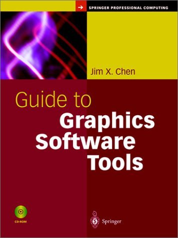 Graphics book banner stock Jim X. Chen's Introduction to Computer Graphics and Software Tools banner stock
