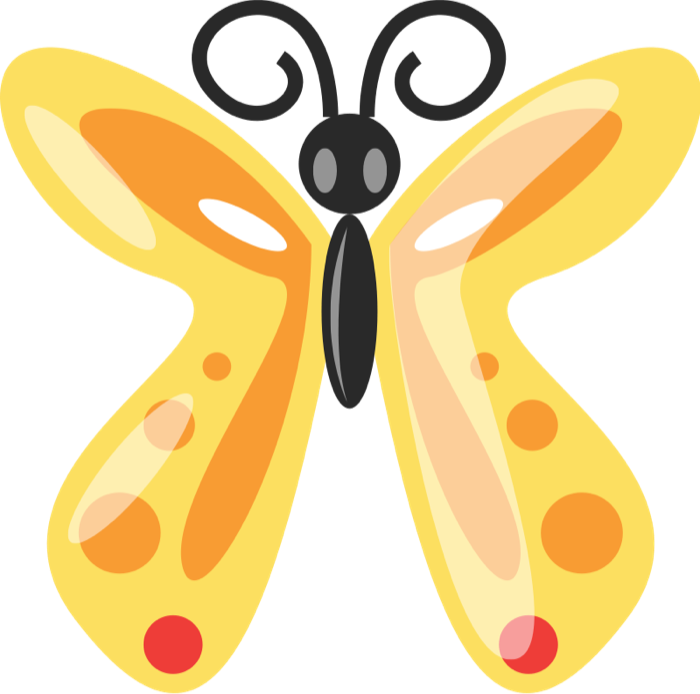 Graphics clipart picture library download Free Graphics of Butterflies - Butterfly Clipart picture library download