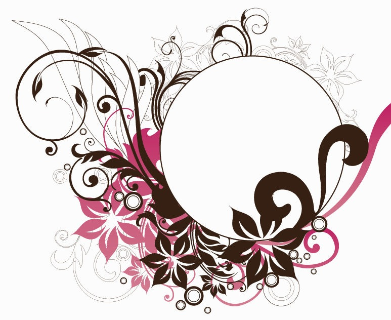 Graphics floral jpg black and white Floral Graphics | Free Download Clip Art | Free Clip Art | on ... jpg black and white